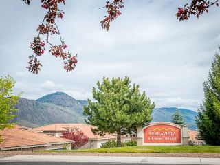 Main Photo: 202 875 Sahali Terrace in Kamloops: Sahali Townhouse for sale : MLS®# 146194