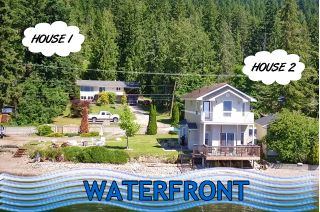 Main Photo: 2022 Eagle Bay Road: Blind Bay House for sale (South Shuswap)  : MLS®# 10163595