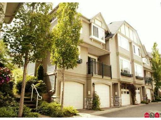 "Main Photo: 10 15488 101A Avenue in Surrey: Guildford Townhouse for sale in ""COBBLEFIELD LANE"" (North Surrey)  : MLS(r) # F1219842"