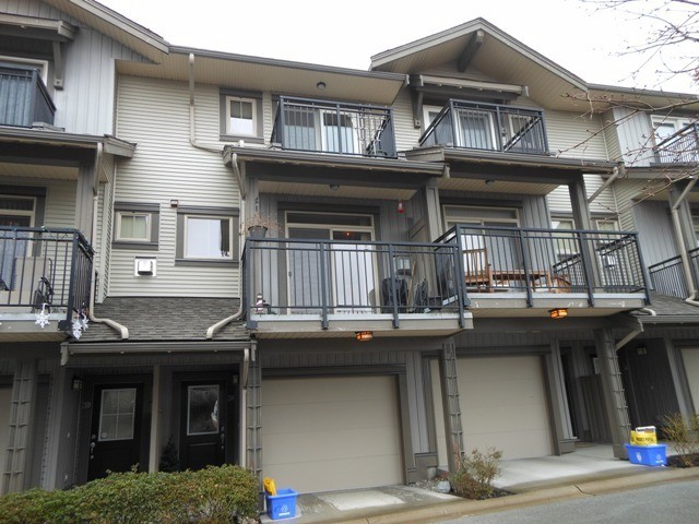 Main Photo: # 38 20326 68 AV in Langley: Willoughby Heights Townhouse for sale : MLS® # F1303648