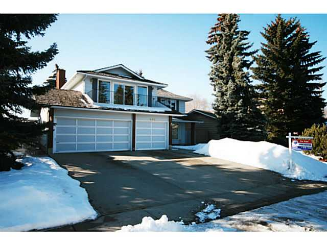 Main Photo: 446 LAKE SIMCOE Crescent SE in CALGARY: Lk Bonavista Estates Residential Detached Single Family for sale (Calgary)  : MLS® # C3558030