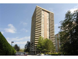 Main Photo: #1801 3755 Barlett Street in Burnaby: Sullivan Heights Condo for sale (Burnaby North)  : MLS® # V846863