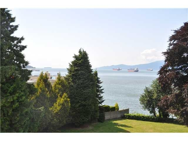 Main Photo: 2585 CORNWALL AV in Vancouver: Kitsilano Condo for sale (Vancouver West)  : MLS® # V1104415