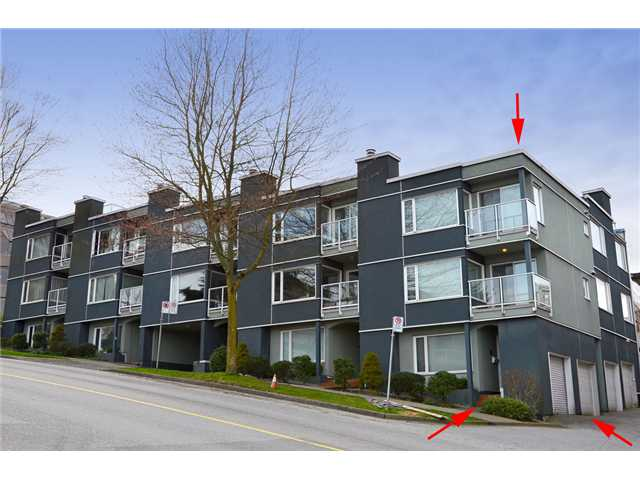 Main Photo: 2387 OAK ST in Vancouver: Fairview VW Condo for sale (Vancouver West)  : MLS® # V1107133
