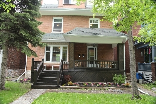 Main Photo: 46 Purcell Avenue in Winnipeg: Wolseley Duplex for sale (West Winnipeg)  : MLS® # 1515039
