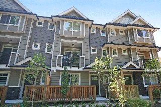 Main Photo: 105 13670 62 Avenue in Surrey: Sullivan Station Townhouse for sale