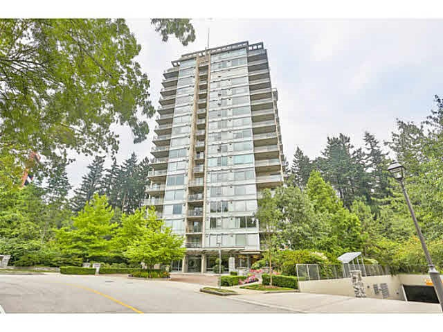 Main Photo: 1506 5639 Hampton Place in Vancouver: University VW Condo for sale (Vancouver West)  : MLS(r) # R2051134