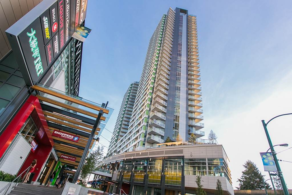 Main Photo: 3701 488 SW MARINE DRIVE in Vancouver: Marpole Condo for sale (Vancouver West)  : MLS(r) # R2102547