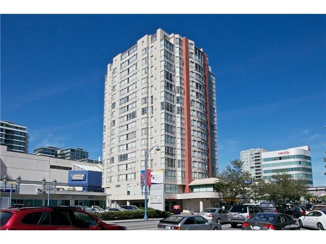 Main Photo: 1205 7995 WESTMINSTER HIGHWAY in Richmond: Brighouse Condo for sale : MLS®# R2038769