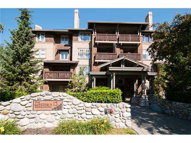 "Main Photo: # 107 15 SMOKEY SMITH PL in New Westminster: GlenBrooke North Condo for sale in ""THE WESTERLY"" : MLS(r) # V971323"