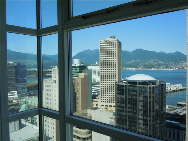 "Main Photo: 2707 438 SEYMOUR Street in Vancouver: Downtown VW Condo for sale in ""Conference Plaza"" (Vancouver West)  : MLS(r) # V971590"