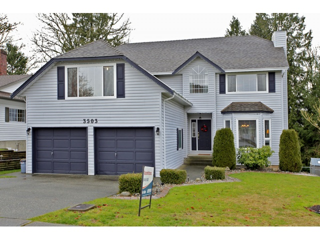 Main Photo: 3503 MT BLANCHARD Place in Abbotsford: Abbotsford East House for sale : MLS® # F1300325