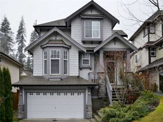 "Main Photo: 10 ALDER Drive in Port Moody: Heritage Woods PM House for sale in ""FOREST EDGE"" : MLS® # V984116"