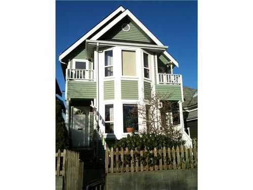 Main Photo: 639 PENDER Street in Vancouver East: Mount Pleasant VE Home for sale ()  : MLS® # V859615