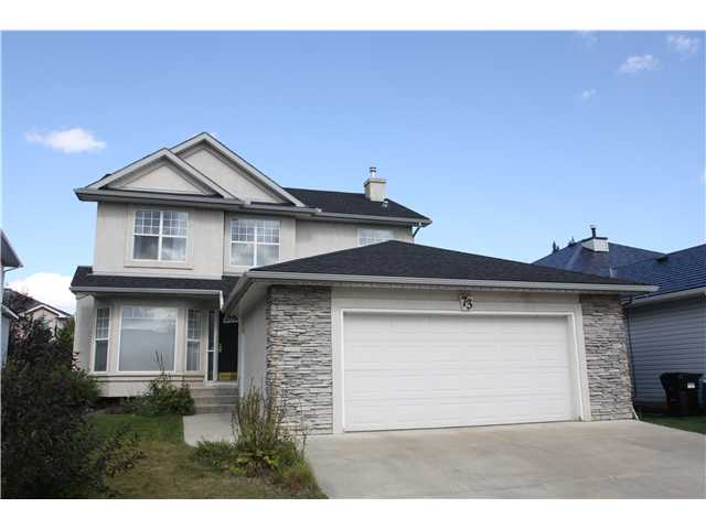 Main Photo: 73 VALLEY MEADOW Gardens NW in CALGARY: Valley Ridge Residential Detached Single Family for sale (Calgary)  : MLS® # C3584611