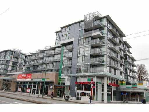 Main Photo: 367 2080 West Broadway in Vancouver: Kitsilano Condo for sale (Vancouver West)  : MLS® # V1019822