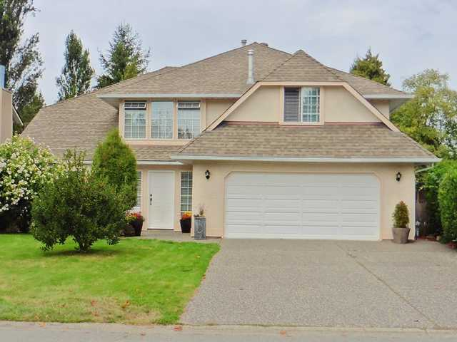 "Main Photo: 12639 24A Avenue in Surrey: Crescent Bch Ocean Pk. House for sale in ""CRESCENT HEIGHTS"" (South Surrey White Rock)  : MLS® # F1420627"