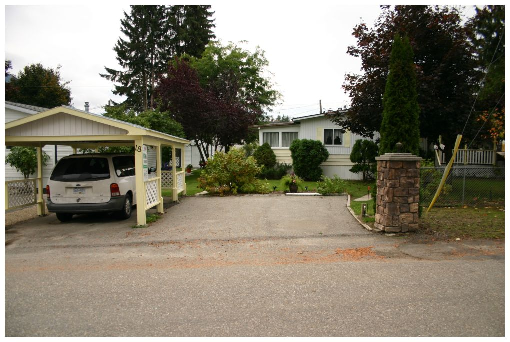 Main Photo: 18 5161 Northeast 63 Avenue in Salmon Arm: Cedar Crescent MHP House for sale : MLS(r) # 10097935