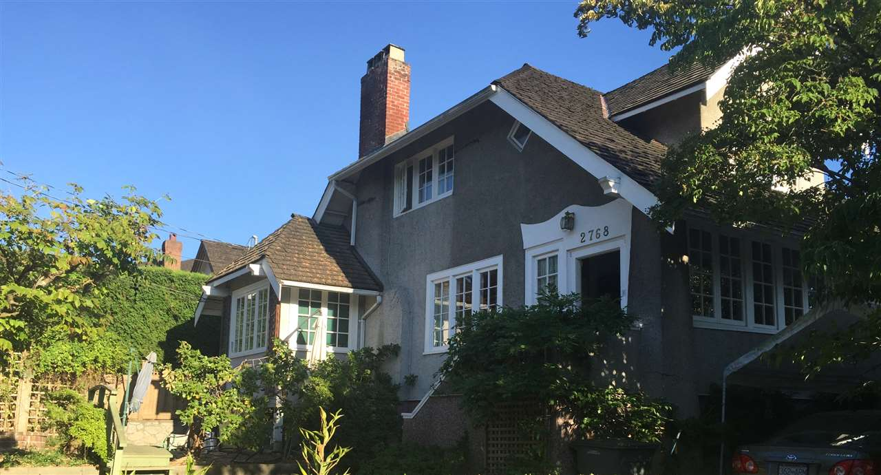 Main Photo: 2768 W 35TH AVENUE in Vancouver: MacKenzie Heights House for sale (Vancouver West)  : MLS®# R2102187