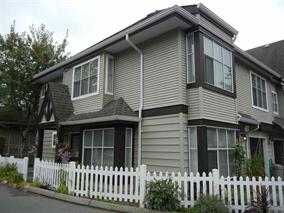 Main Photo: 23 12099 237 Street in Maple Ridge: Townhouse for sale : MLS® # R2097097