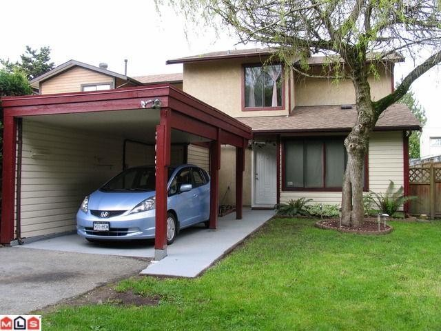 "Main Photo: 6937 134A Street in Surrey: West Newton House 1/2 Duplex for sale in ""BENTLEY"" : MLS® # F1210646"