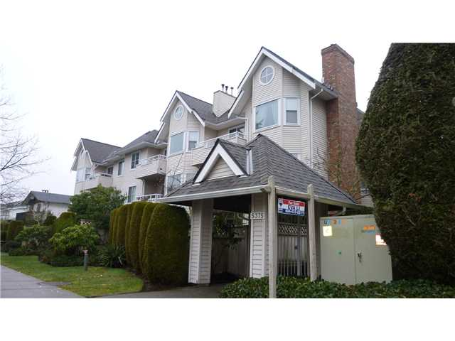 "Main Photo: # 106 5375 VICTORY ST in Burnaby: Metrotown Condo for sale in ""THE COURTYARDS"" (Burnaby South)  : MLS® # V988355"