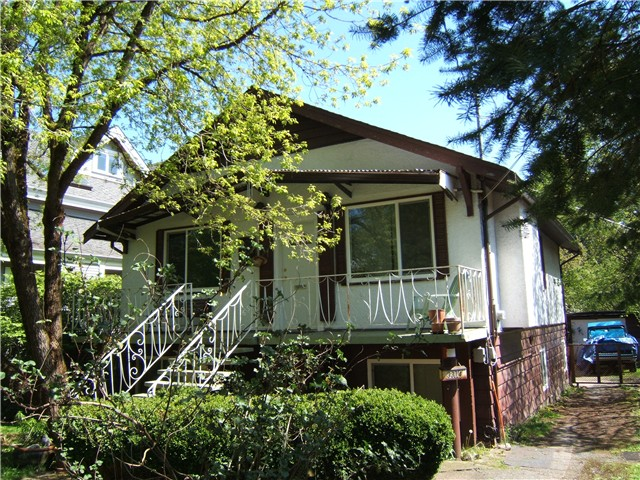 Main Photo: 3372 FLEMING ST in Vancouver: Knight House for sale (Vancouver East)  : MLS®# V995160