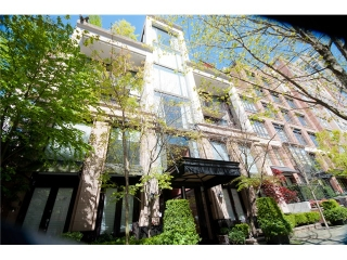 Main Photo: 5 1245 HOMER Street in Vancouver: Yaletown Condo for sale (Vancouver West)  : MLS(r) # V999845