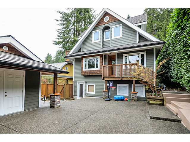 Photo 16: 1943 ROCKCLIFF RD in North Vancouver: Deep Cove House for sale : MLS(r) # V1059830