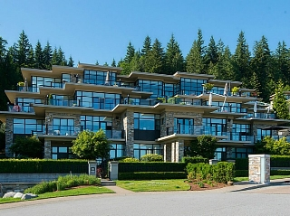Main Photo: # 301 2285 TWIN CREEK PL in West Vancouver: Whitby Estates Condo for sale : MLS®# V1095776