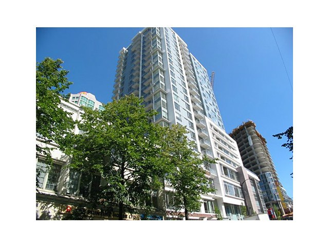 Main Photo: 610 821 Cambie Street in Vancouver: Condo for sale : MLS®# V1115756
