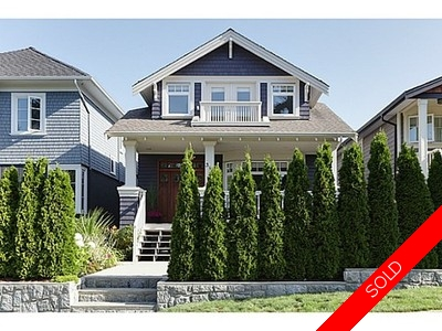 Main Photo: 330 W 26th Street in North Vancouver: House for sale : MLS(r) # V1021242