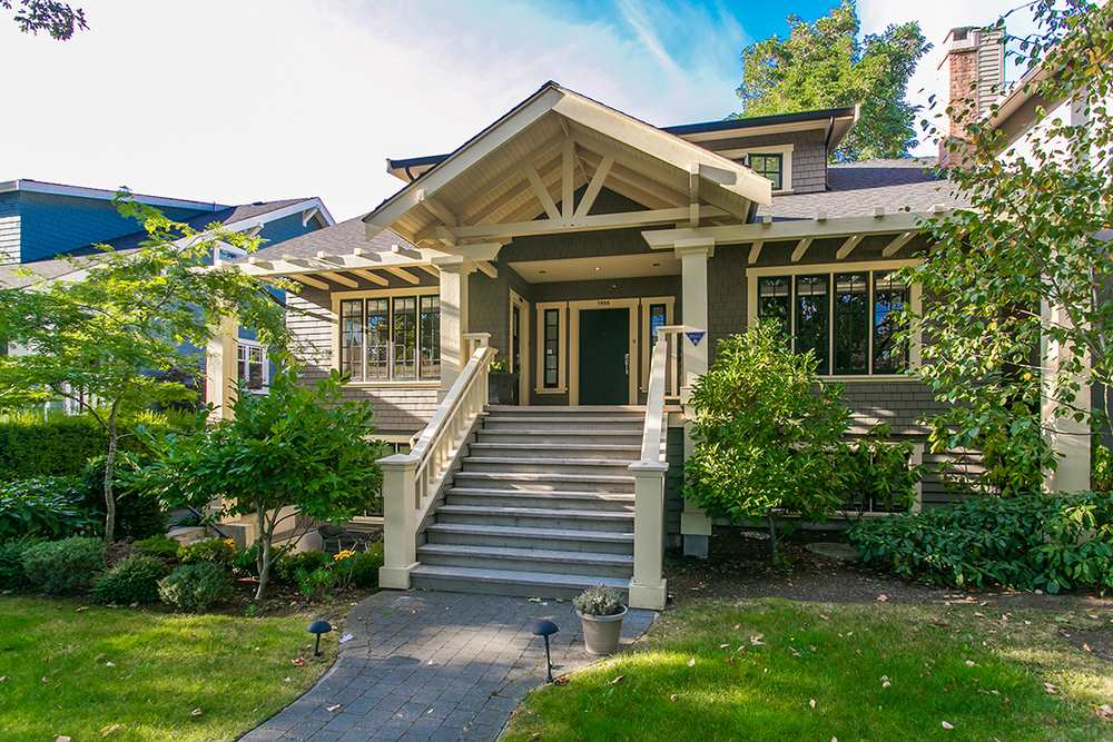 Main Photo: 1955 W 12TH AVENUE in Vancouver: Kitsilano Townhouse for sale (Vancouver West)  : MLS® # R2079605