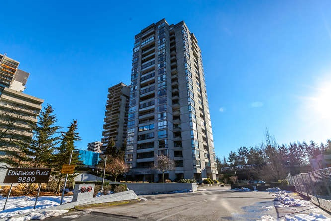 Main Photo: 2204 9280 SALISH COURT in Burnaby: Sullivan Heights Condo for sale (Burnaby North)  : MLS® # R2131005