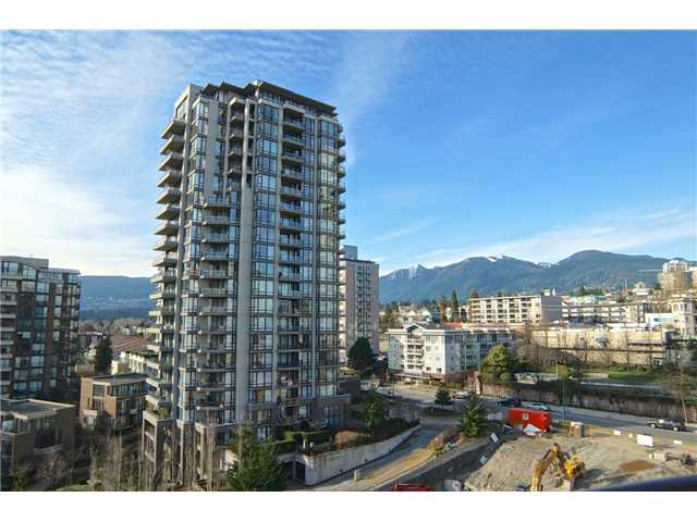 "Main Photo: 906 124 W 1ST Street in North Vancouver: Lower Lonsdale Condo for sale in ""The Q"" : MLS® # V1022114"