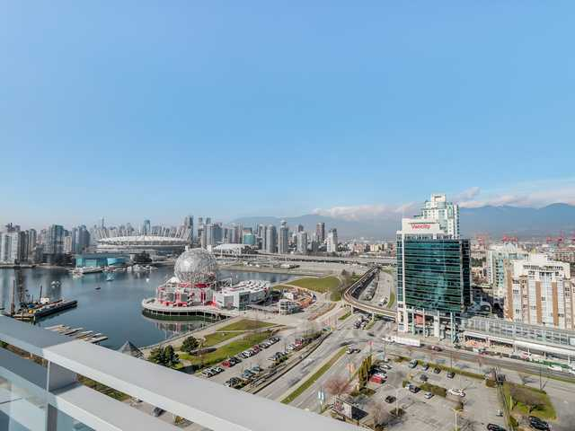 Main Photo: # 2207 1618 QUEBEC ST in Vancouver: Mount Pleasant VE Condo for sale (Vancouver East)  : MLS® # V1110845