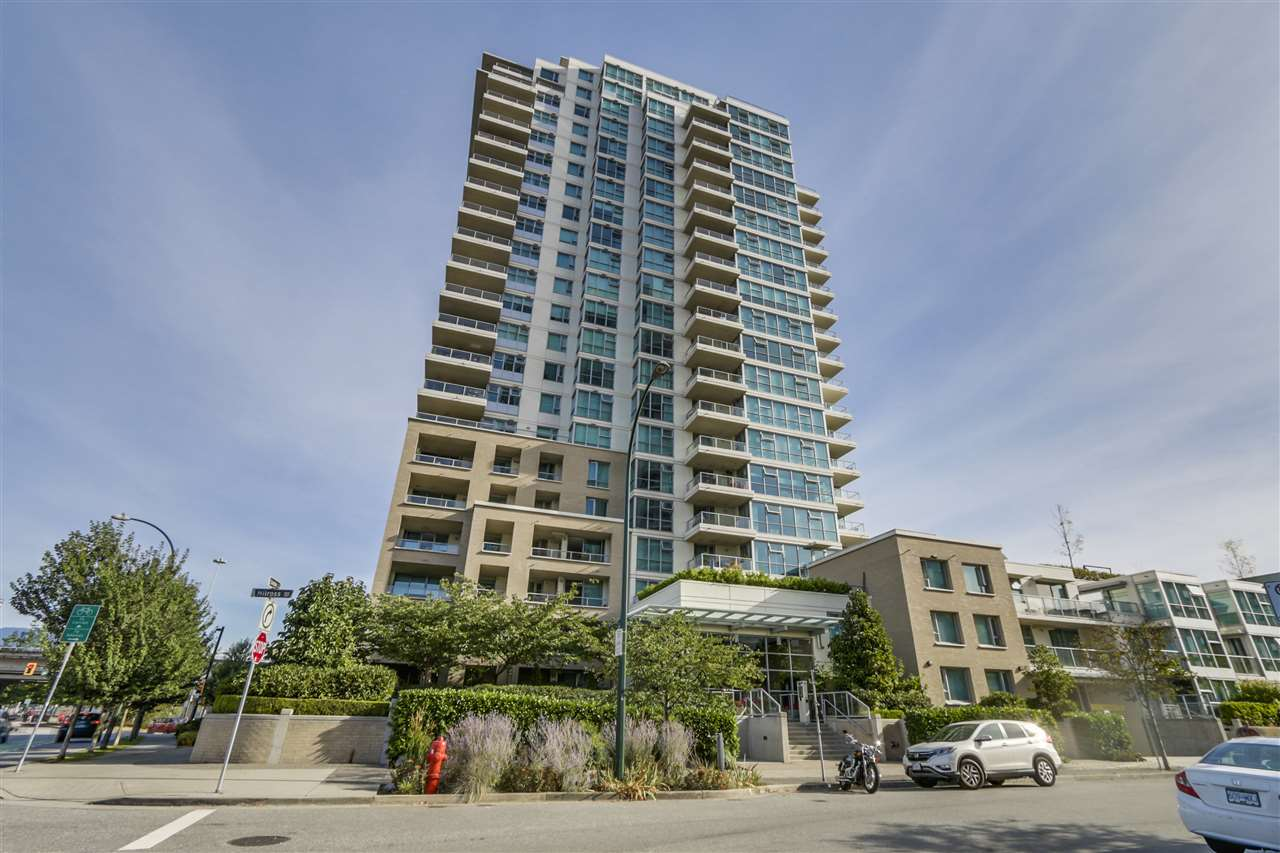 Main Photo: 602 125 MILROSS AVENUE in Vancouver: Mount Pleasant VE Condo for sale (Vancouver East)  : MLS® # R2103975