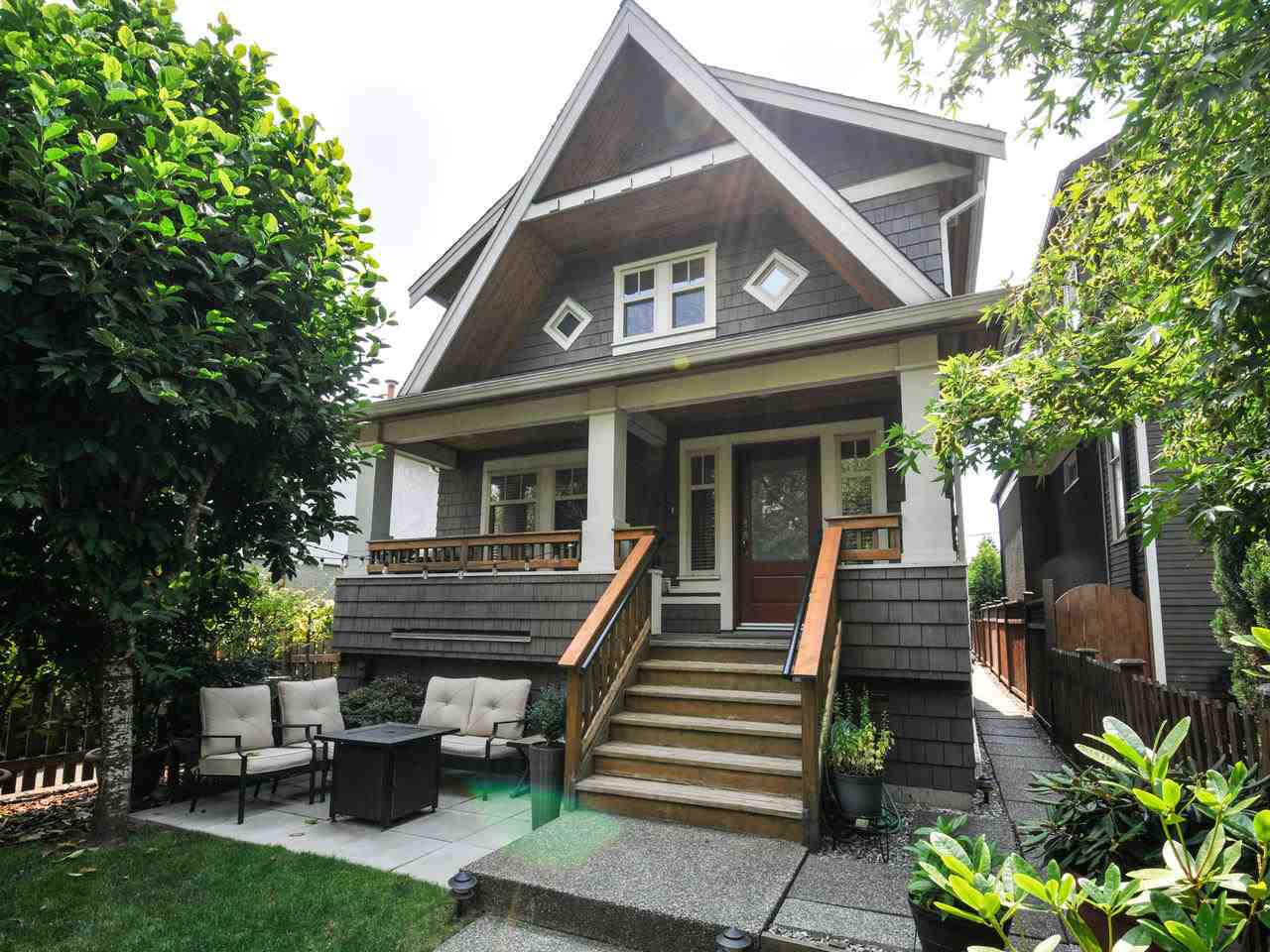 Main Photo: 1252 E 11TH AVENUE in Vancouver: Mount Pleasant VE House 1/2 Duplex for sale (Vancouver East)  : MLS®# R2303896