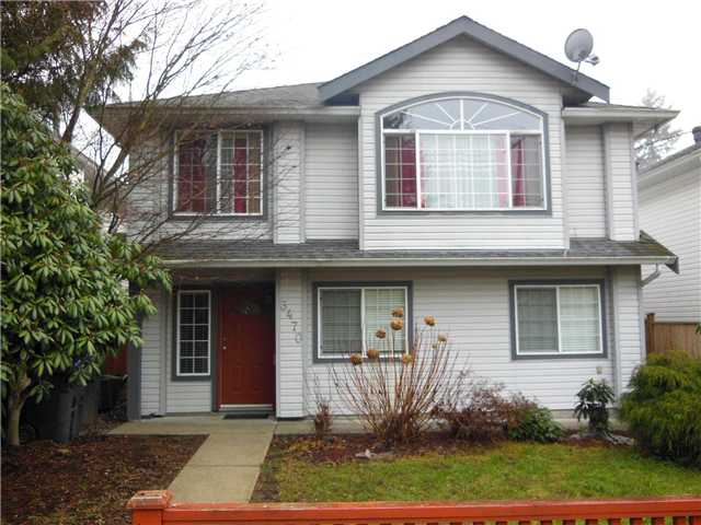 Main Photo: 3470 OXFORD Street in Port Coquitlam: Glenwood PQ House for sale : MLS®# V986545