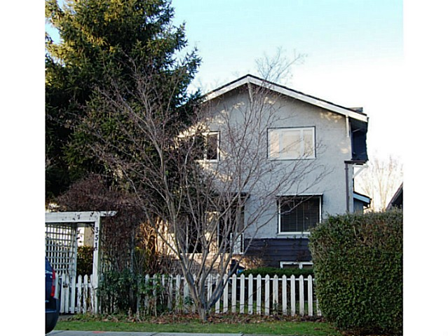 "Main Photo: 351 W 17TH Avenue in Vancouver: Cambie House for sale in ""CAMBIE VILLAGE"" (Vancouver West)  : MLS®# V988218"