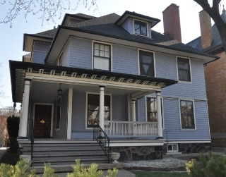 Main Photo: 4833 Kimbark Avenue in CHICAGO: Kenwood Single Family Home for sale ()  : MLS(r) # 08300020