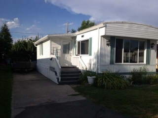 Main Photo: 123 2400 OAKDALE Way in : Westsyde Mobile for sale (Kamloops)  : MLS® # 118148
