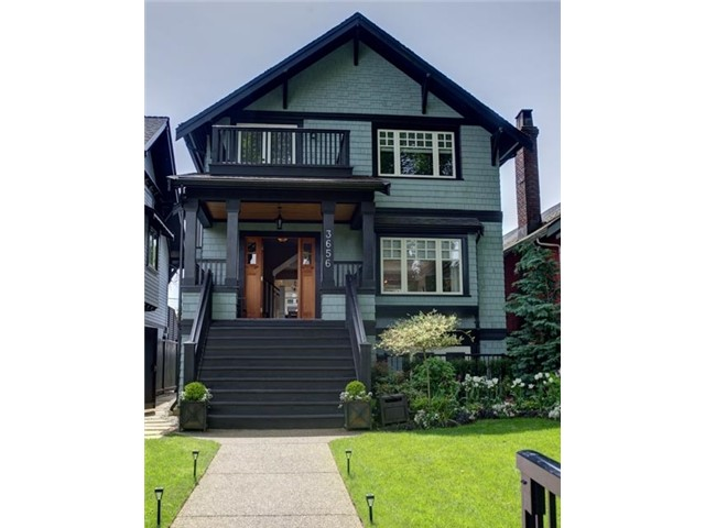 Main Photo: 3656 W 1ST AV in Vancouver: Kitsilano House for sale (Vancouver West)  : MLS(r) # V1064559