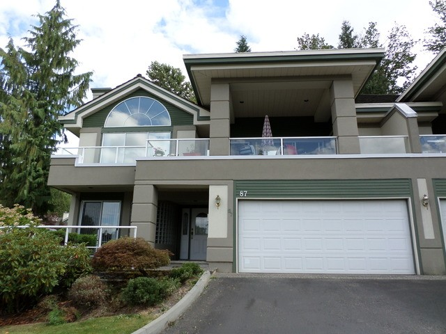 Main Photo: 87 4001 Old Clayburn in Abbotsford: Abbotsford East Townhouse for sale : MLS®# F1433977