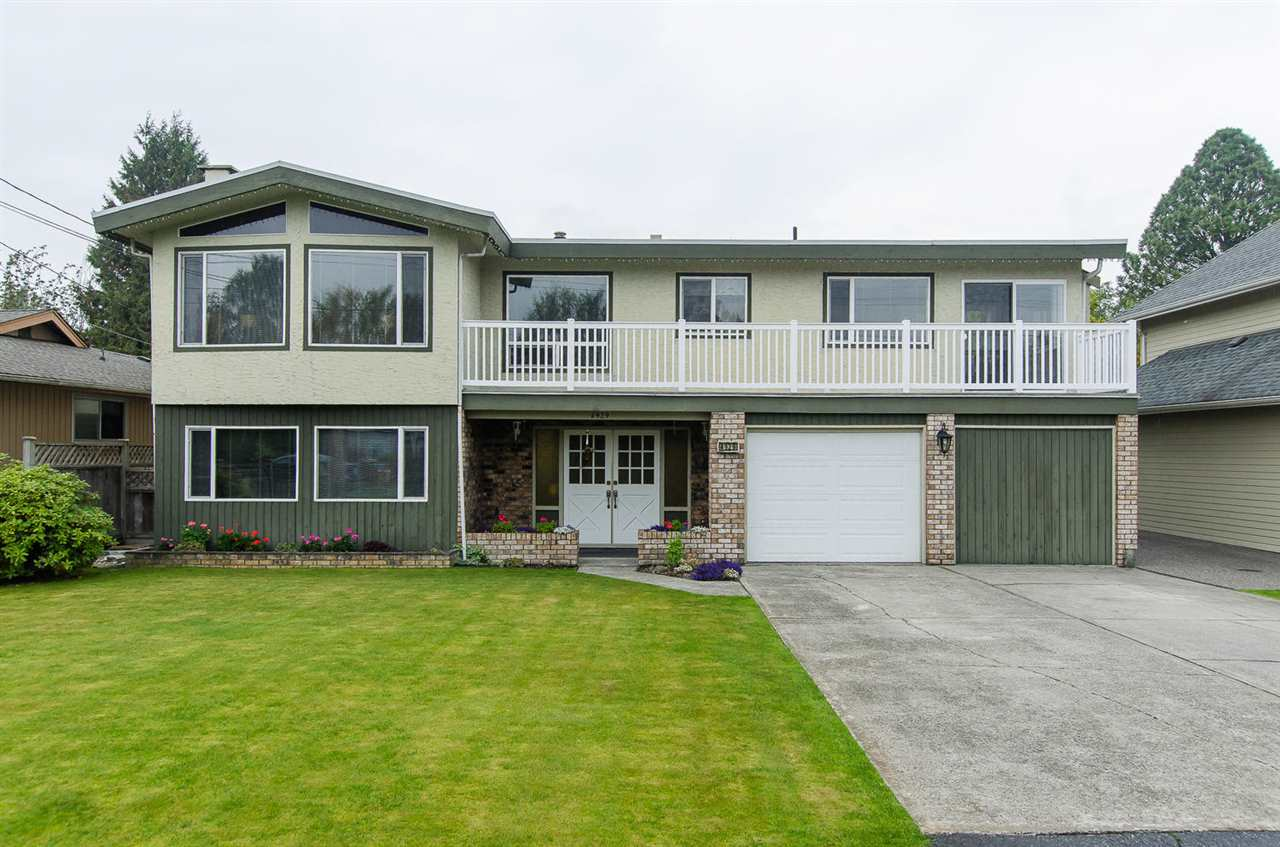 Main Photo: 4929 FENTON DRIVE in Delta: Hawthorne House for sale (Ladner)  : MLS® # R2009590