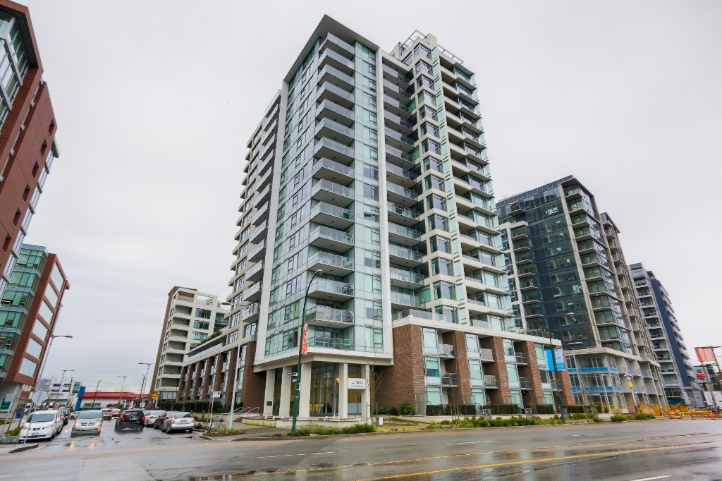 Main Photo: 511 110 Switchmen in Vancouver: Condo for sale