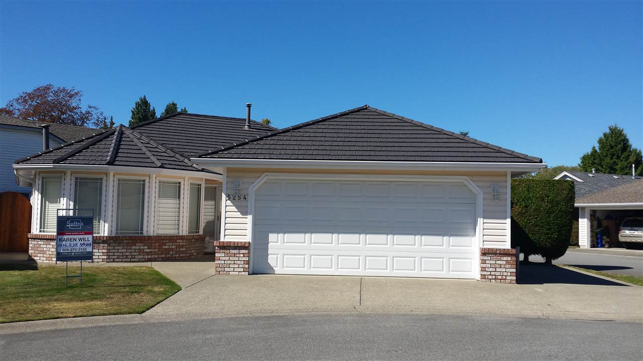 Photo 1: 5254 LABURNUM PARK PLACE in Delta: Delta Manor House for sale (Ladner)  : MLS® # R2108165