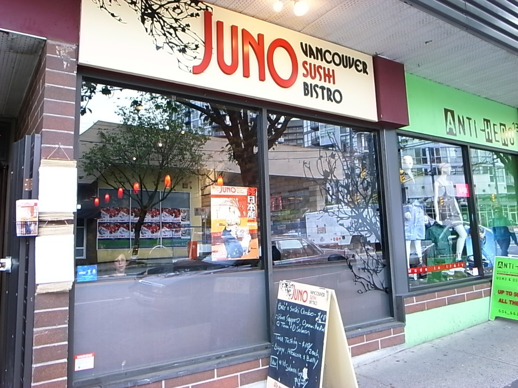 Main Photo: ~ JAPANESE RESTAURANT ~ in : Downtown Business Only for sale (Vancouver)  : MLS® # C8011353