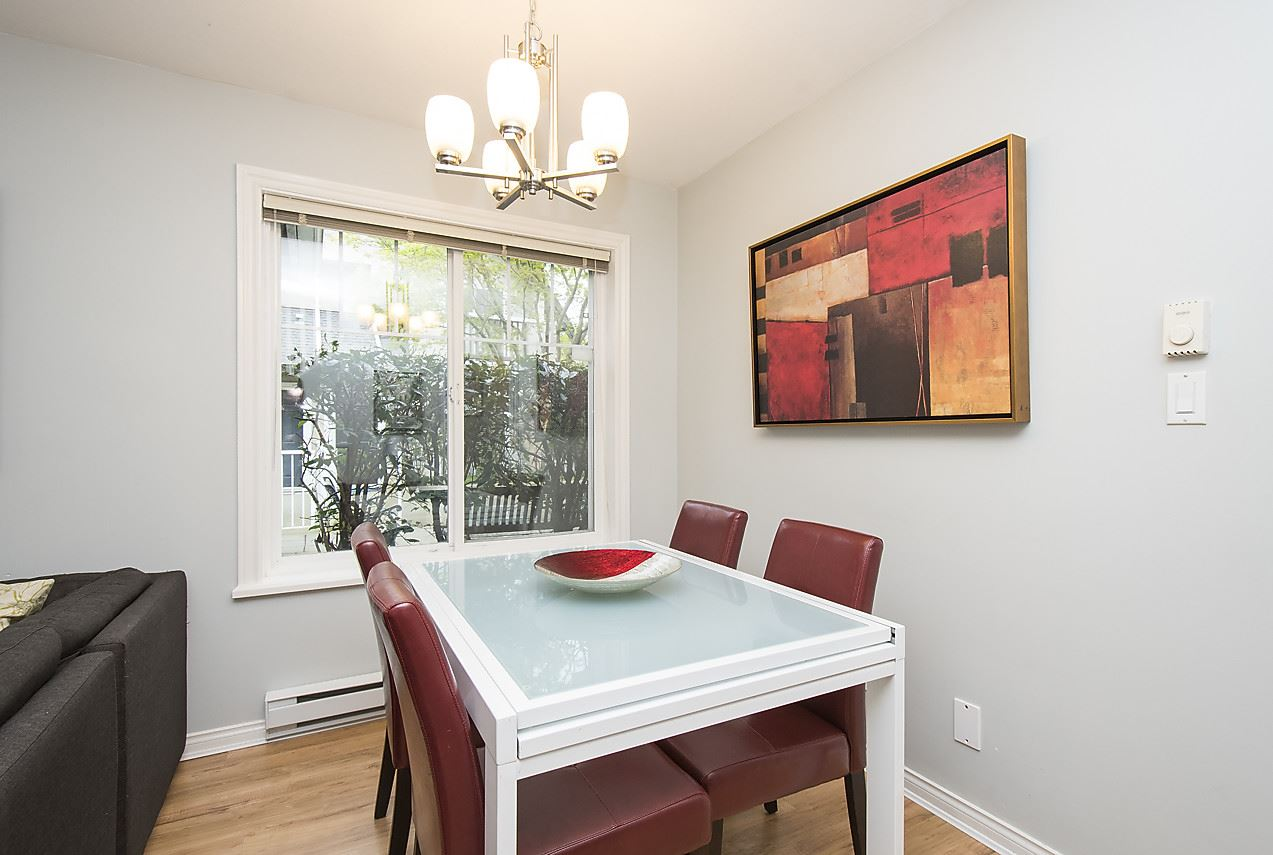 Photo 8: 1328 MAHON AVENUE in North Vancouver: Central Lonsdale Townhouse for sale : MLS® # R2156696