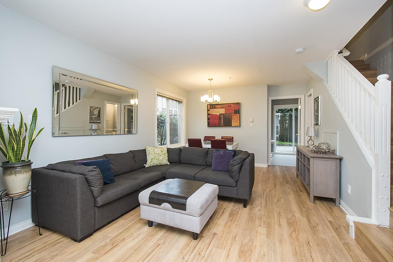 Photo 3: 1328 MAHON AVENUE in North Vancouver: Central Lonsdale Townhouse for sale : MLS® # R2156696